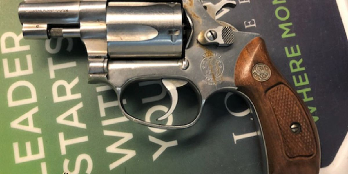 TSA: 14th gun caught this year at Richmond International Airport