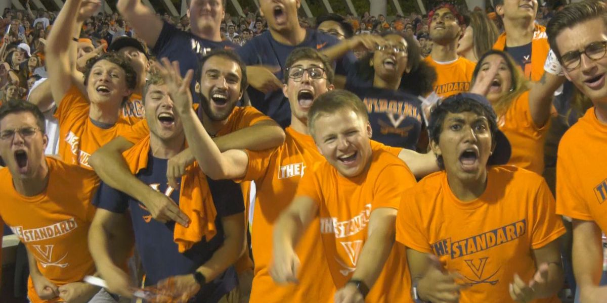 UVA Athletics returning to full capacity for home events