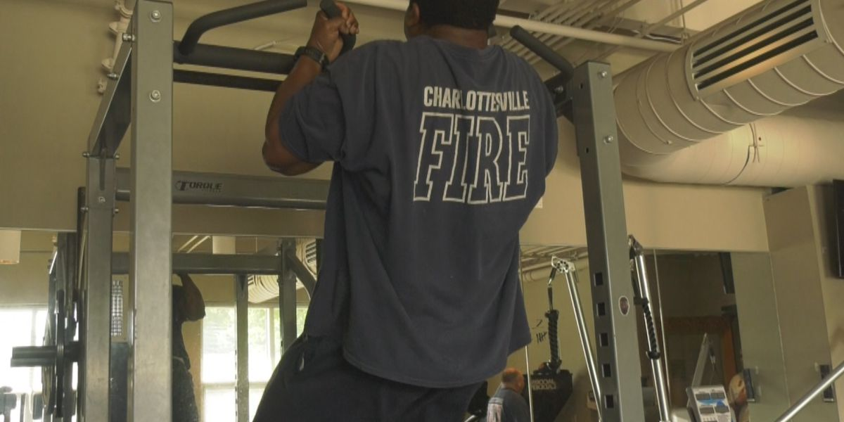 Charlottesville firefighters train to prevent cardiac arrest
