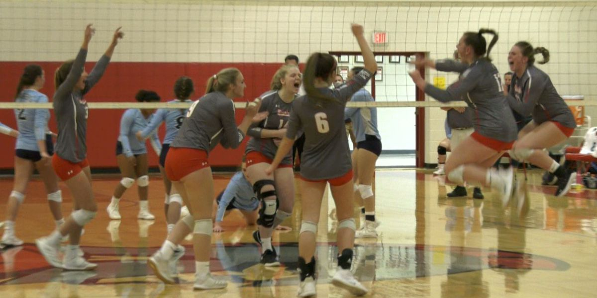 Riverheads volleyball advances to title match; Albemarle falls in state semifinals