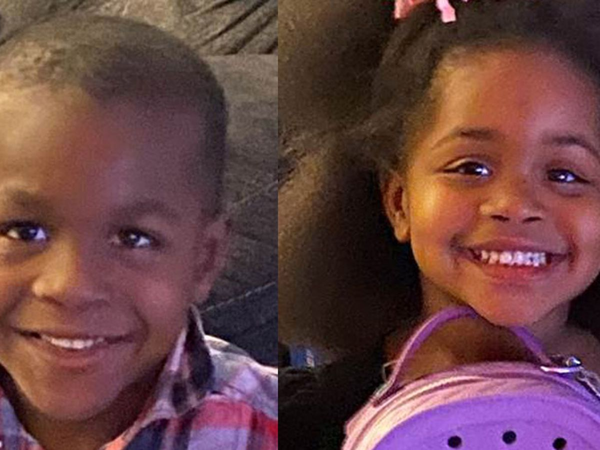 Amber Alert issued for 2 abducted siblings in NY