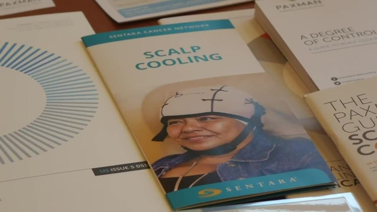 Sentara Martha Jefferson Monday: How Do Cooling Caps Work?
