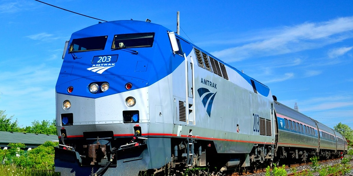 If you're traveling for Thanksgiving, Amtrak says to get your ticket early