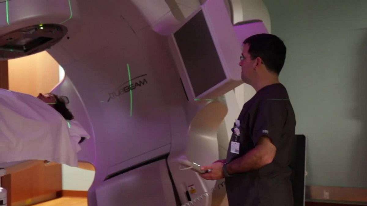 Sentara Martha Jefferson Monday: Short-Course Radiation Treatment