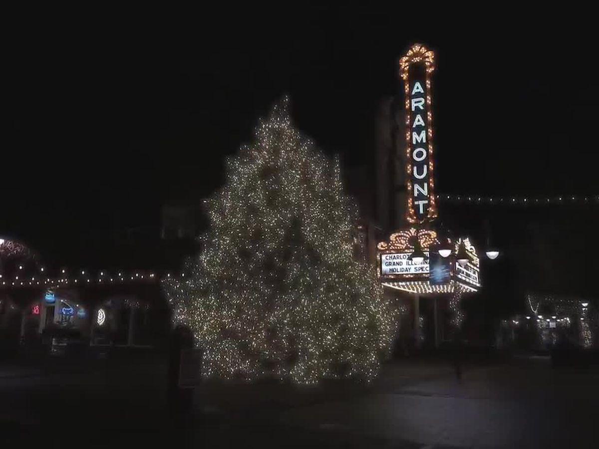 Charlottesville's Grand Illumination Holiday Concert