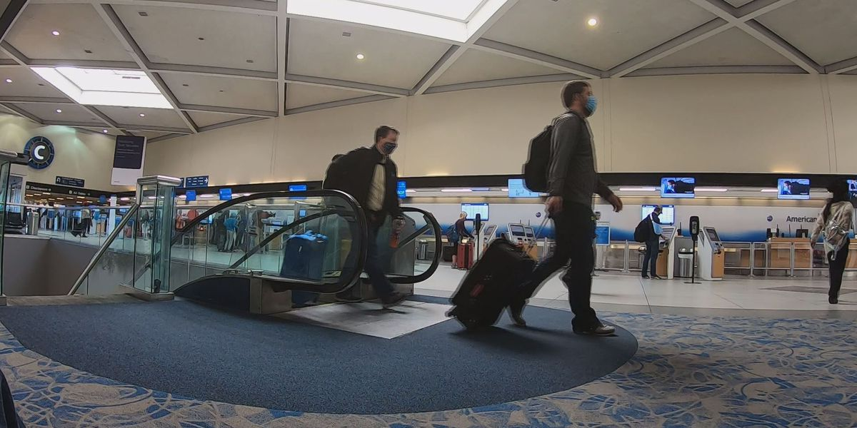 AAA says 84% of Virginians are not traveling for Thanksgiving