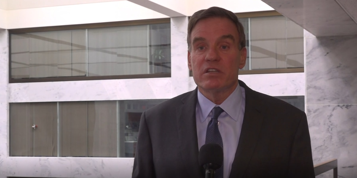 Sen. Warner weighs in on the future of policing, statues