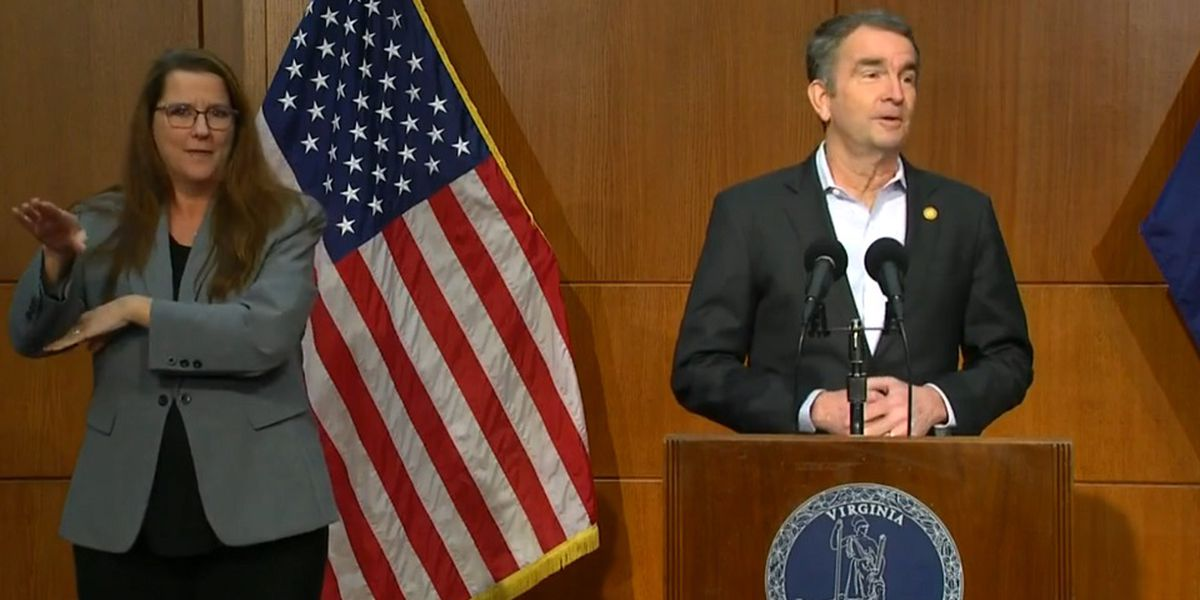 Gov. Northam announces easing of some COVID-19 restrictions, updates vaccine status in Virginia