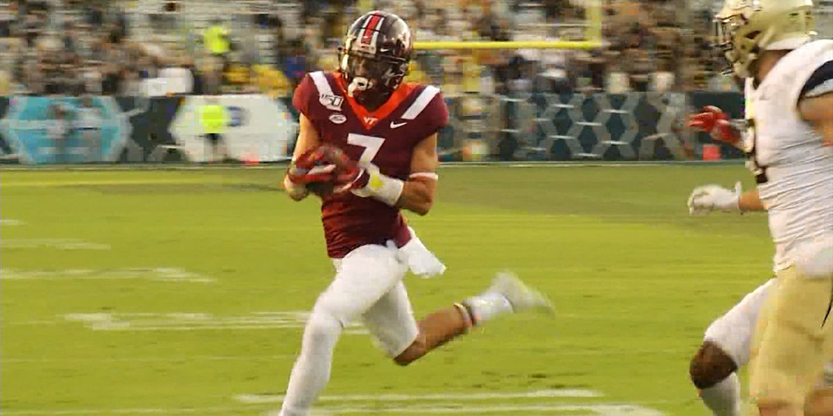 Hokies hone in on Kentucky quarterback