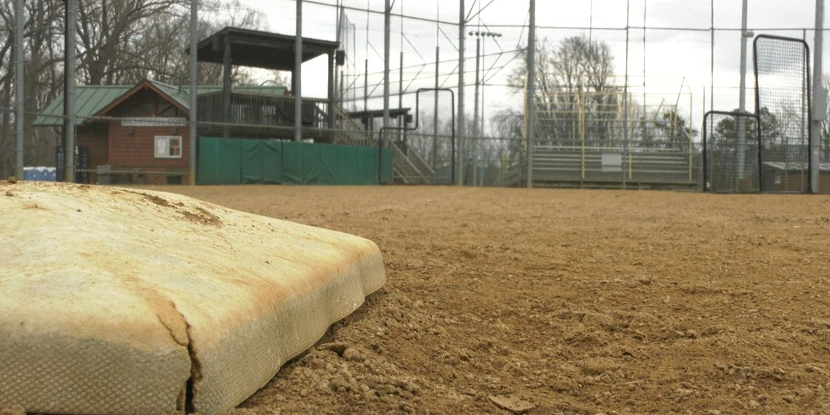 Diamonds remain empty; McIntire Little League postponed until May 11th