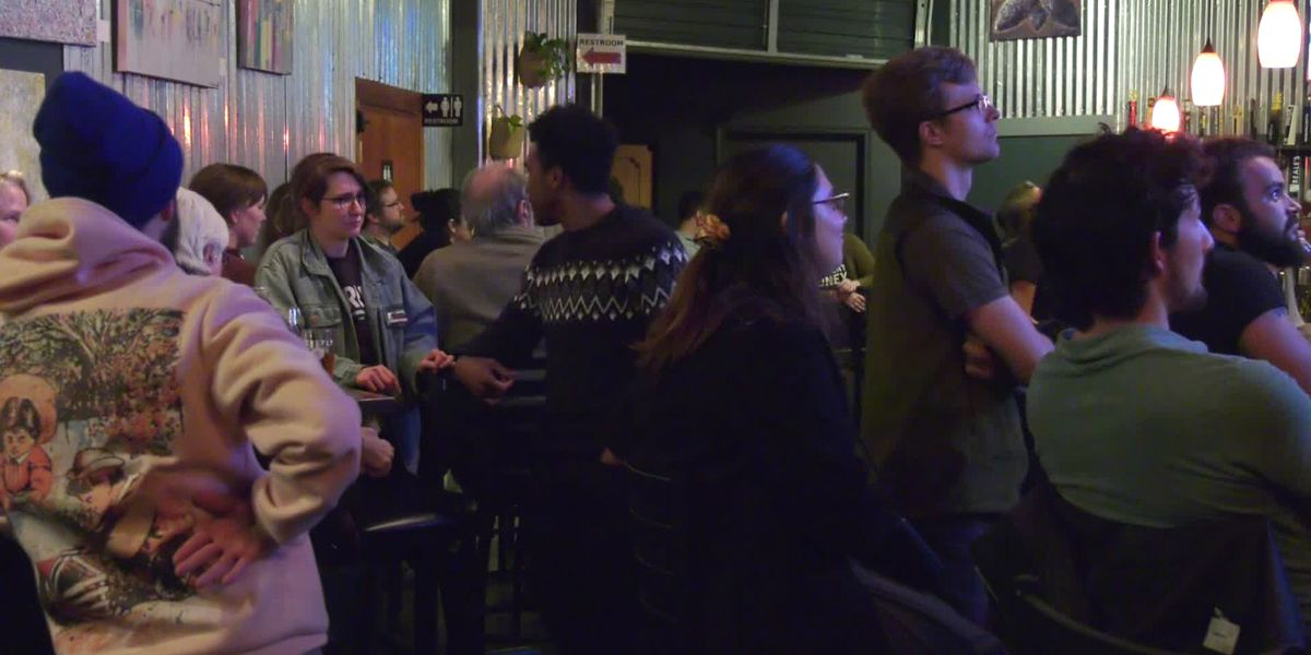 Democratic Debate Watch Party hosted at FIREFLY
