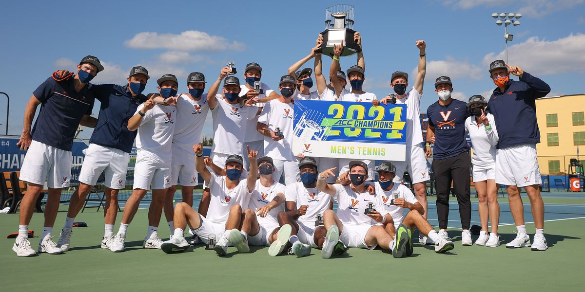 Virginia wins ACC Men's Tennis Tournament Championship