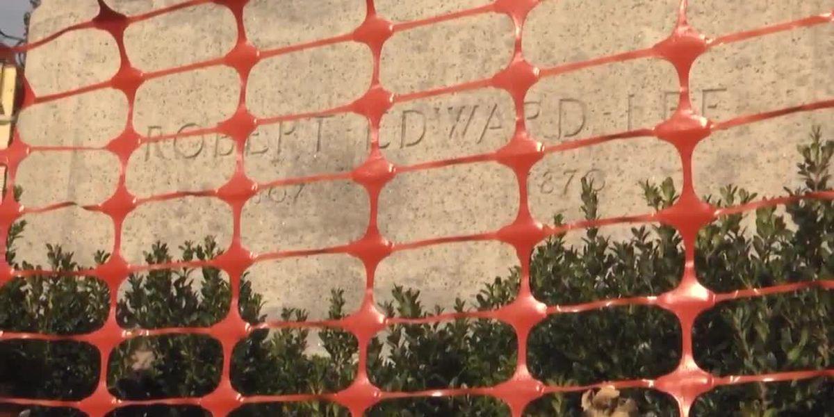 Charlottesville monument walking tour held Memorial Day