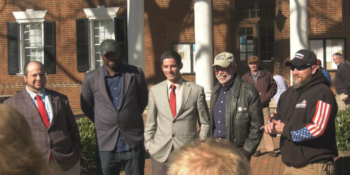 Republican Philip Hamilton launches campaign for VA 57th district