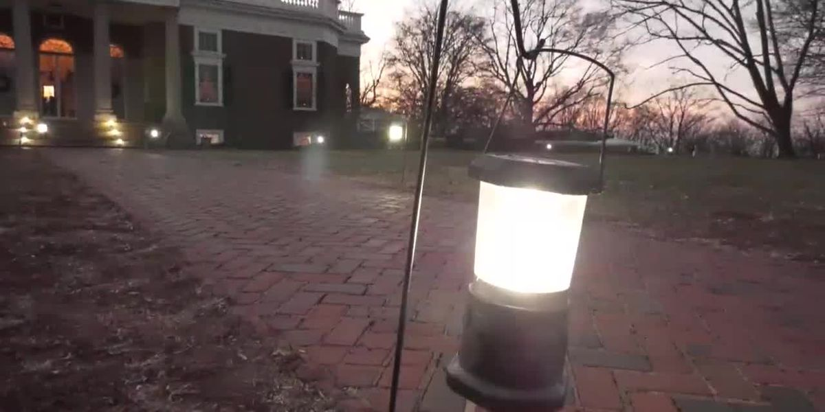 Monticello up for Best Historic Holiday tour
