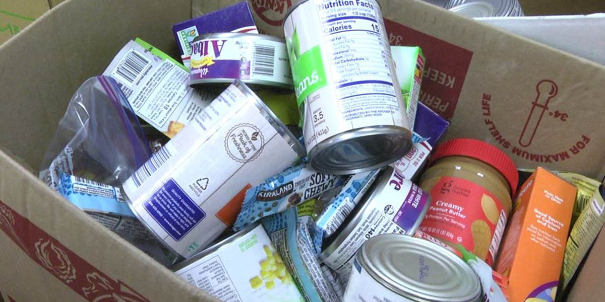 Central Virginia food bank provides hunger relief during pandemic