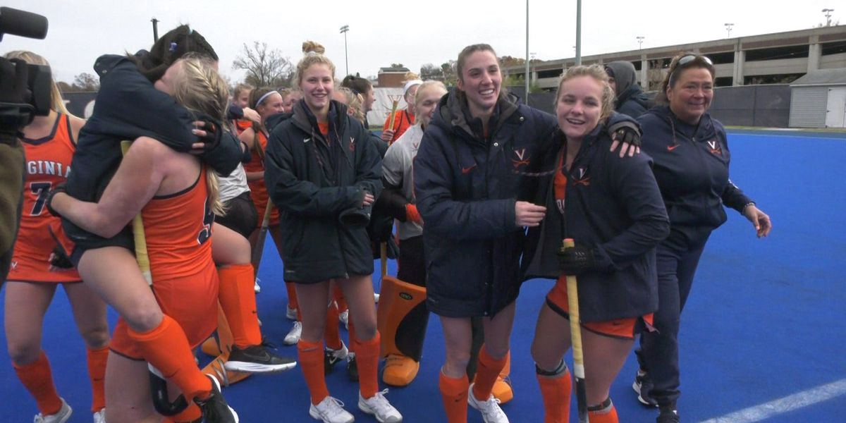 UVA field hockey beats Maryland 1-0 in overtime advancing to NCAA tournament semifinals