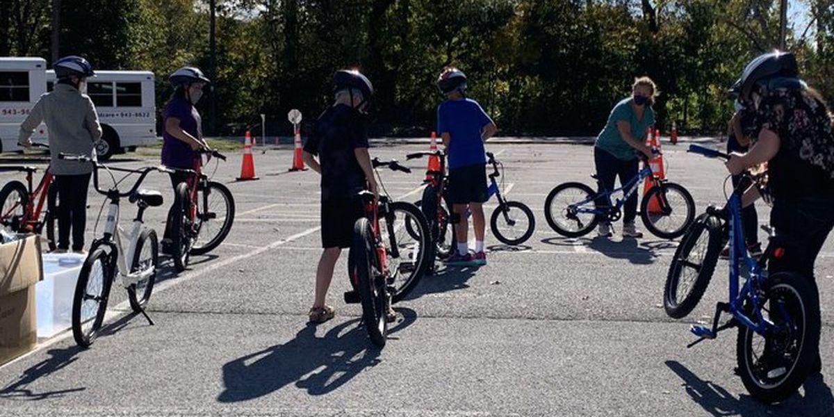 "Waynesboro Parks and Recreation, YMCA, Office on Youth host ""Bike It"""