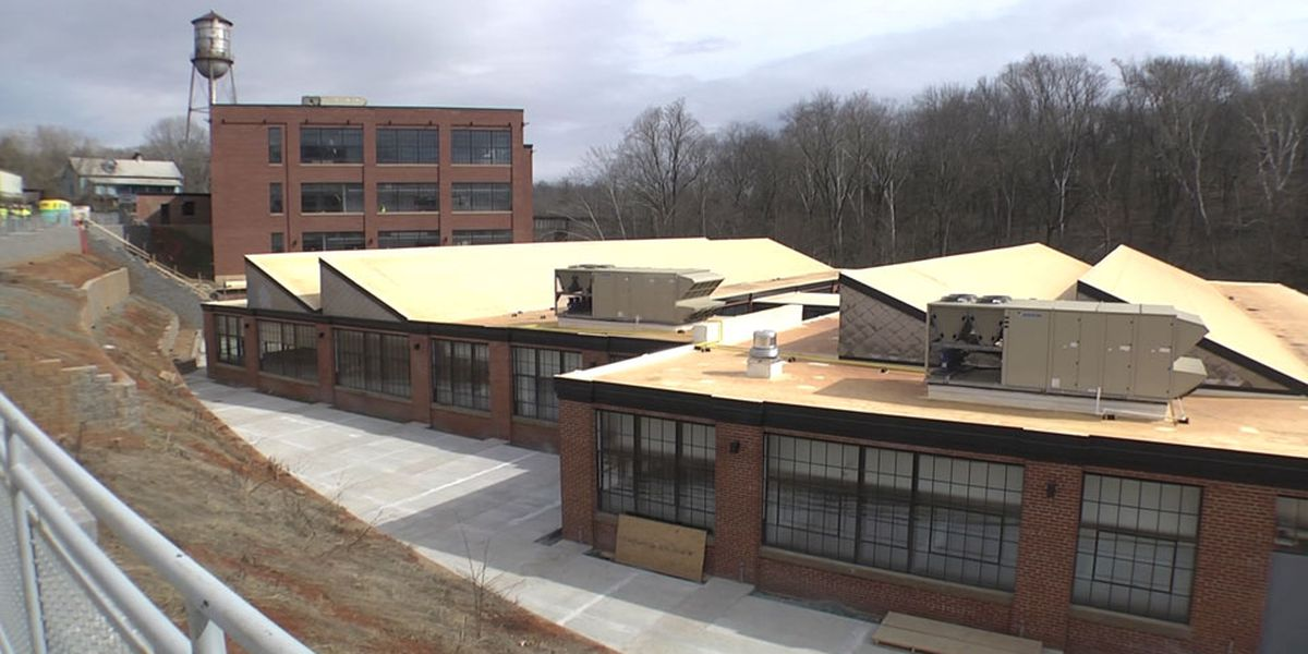 Developer hopes to complete construction of Woolen Mills project by April