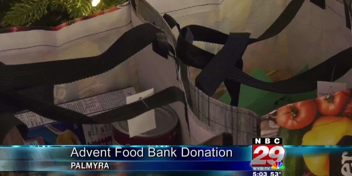Palmyra church collecting donations for food bank
