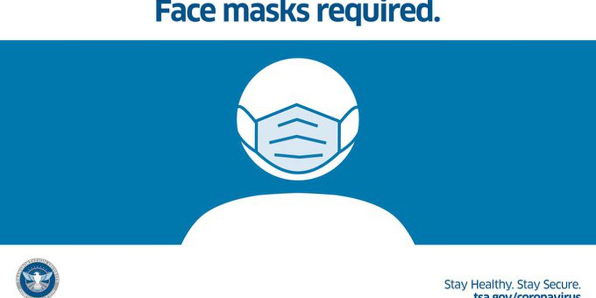 TSA extends mask mandate on planes to September