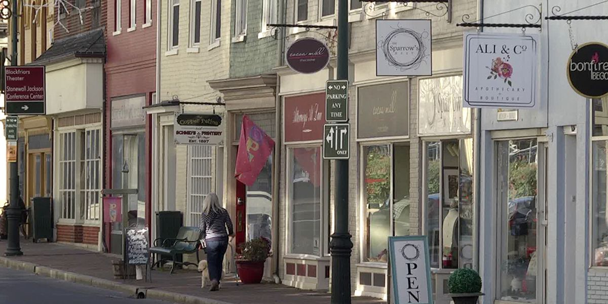 Downtown Staunton prepares for Small Business Saturday