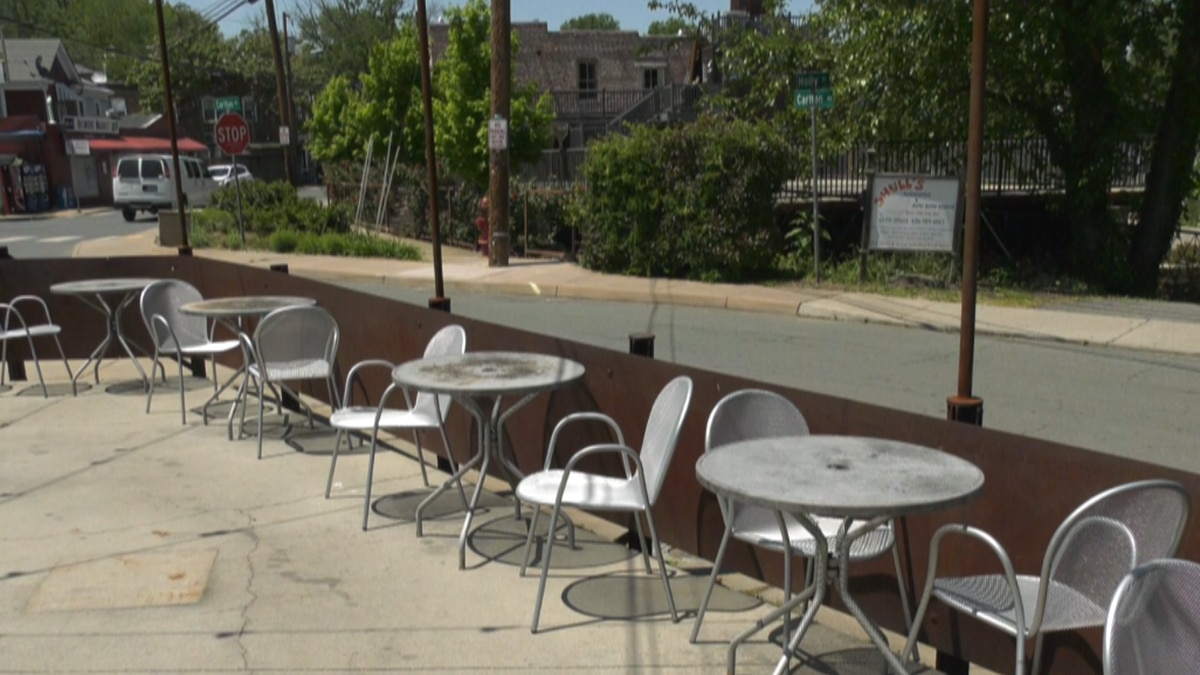 As Phase 1 approaches, some Charlottesville restaurants will not reopen outdoor spaces at all