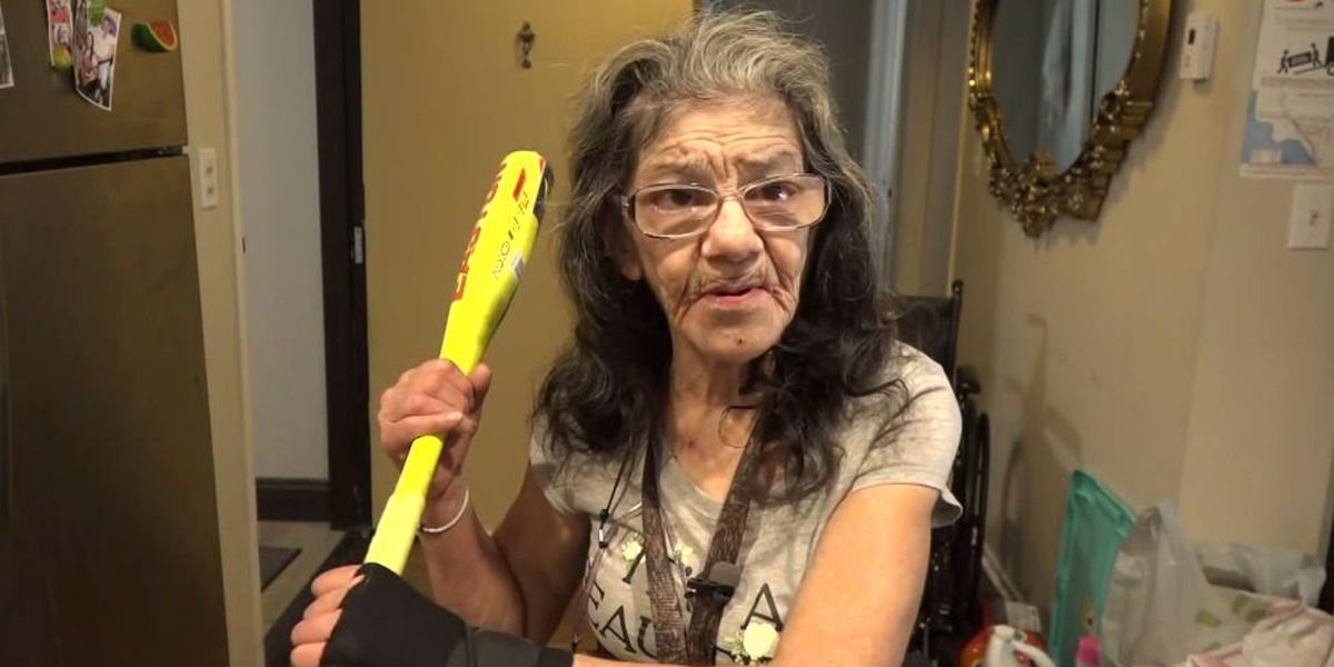 Woman, 67, takes down intruder at senior apartment complex in Calif.