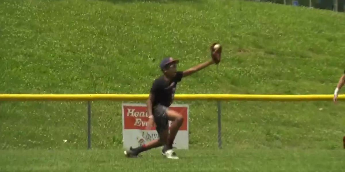 McIntire Little League returns to the field