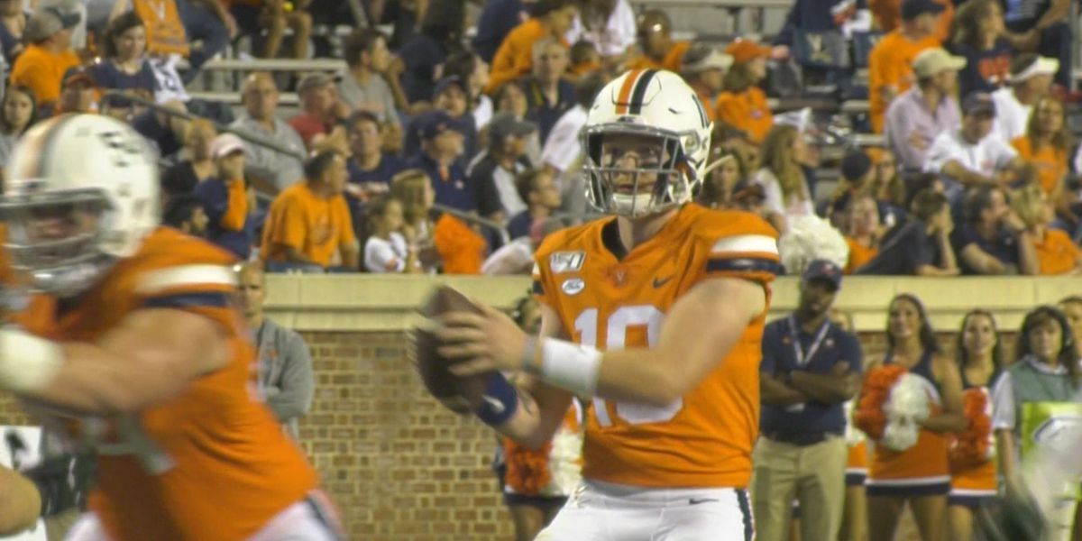 Changing landscape in college football could lead to UVA against West Virginia in season opener