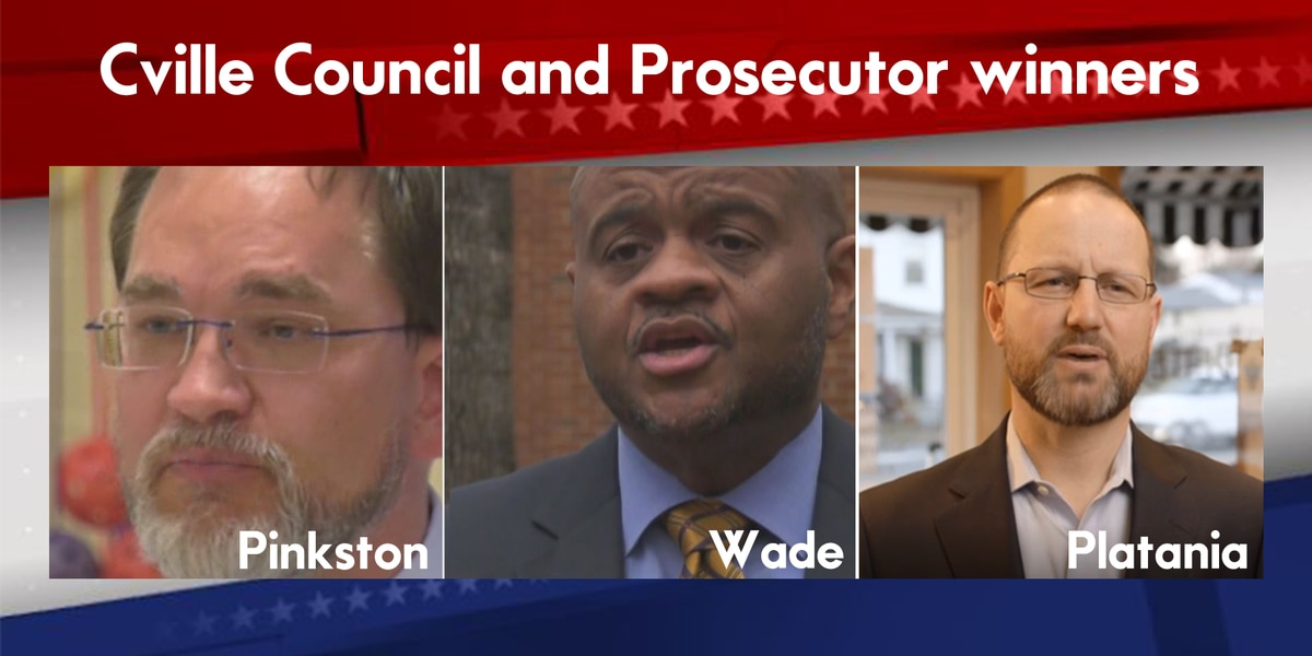 Pinkston and Wade win Democratic primary for C'ville council; Platania gets nod for prosecutor