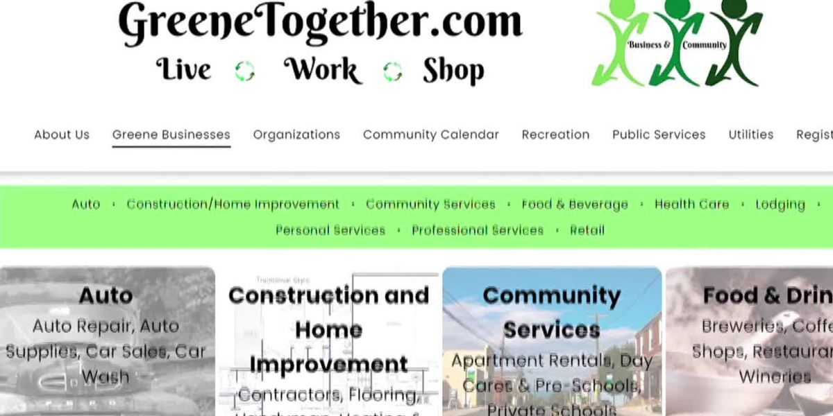 Greene County launches website for businesses open during the pandemic