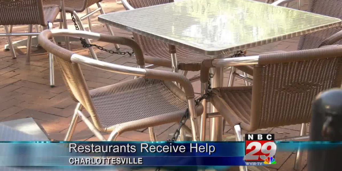 Charlottesville restaurants receive financial relief from the city