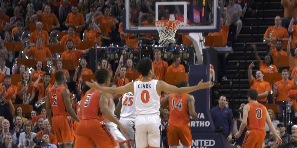 Sophomore Kihei Clark is 'The Engine' for UVa