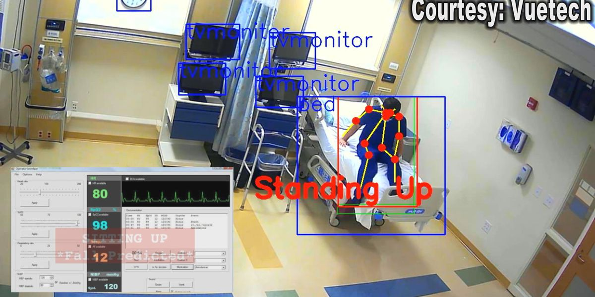 Fall prevention tech made by UVA students could save lives, billions of dollars