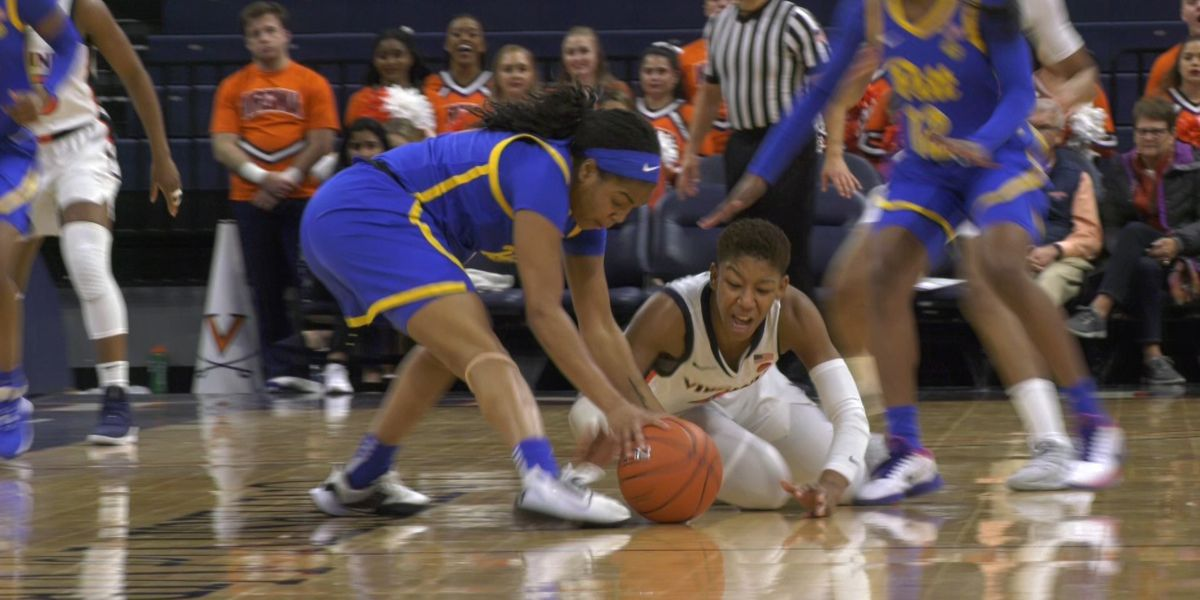 Virginia women's basketball team beats Pitt 66-55 at JPJ