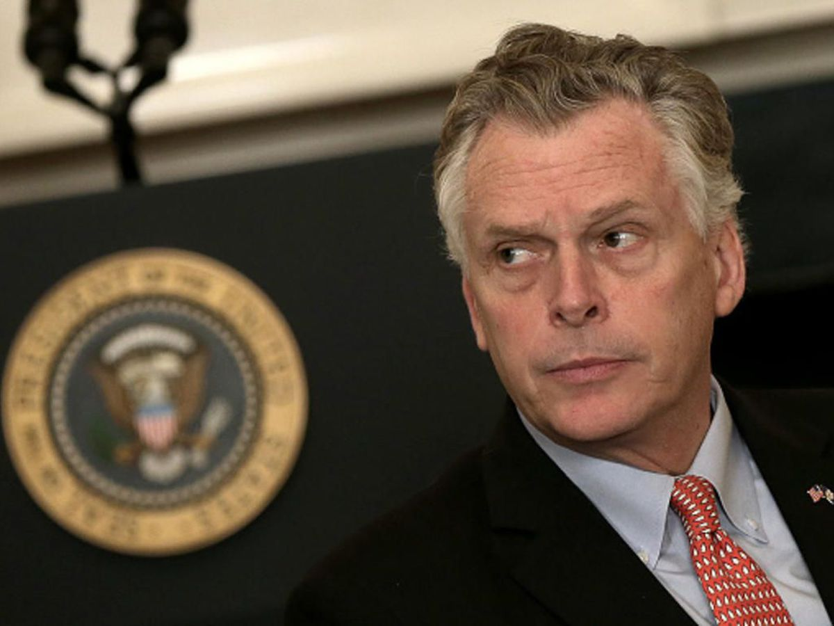 Wason Center releases poll showing McAuliffe in lead