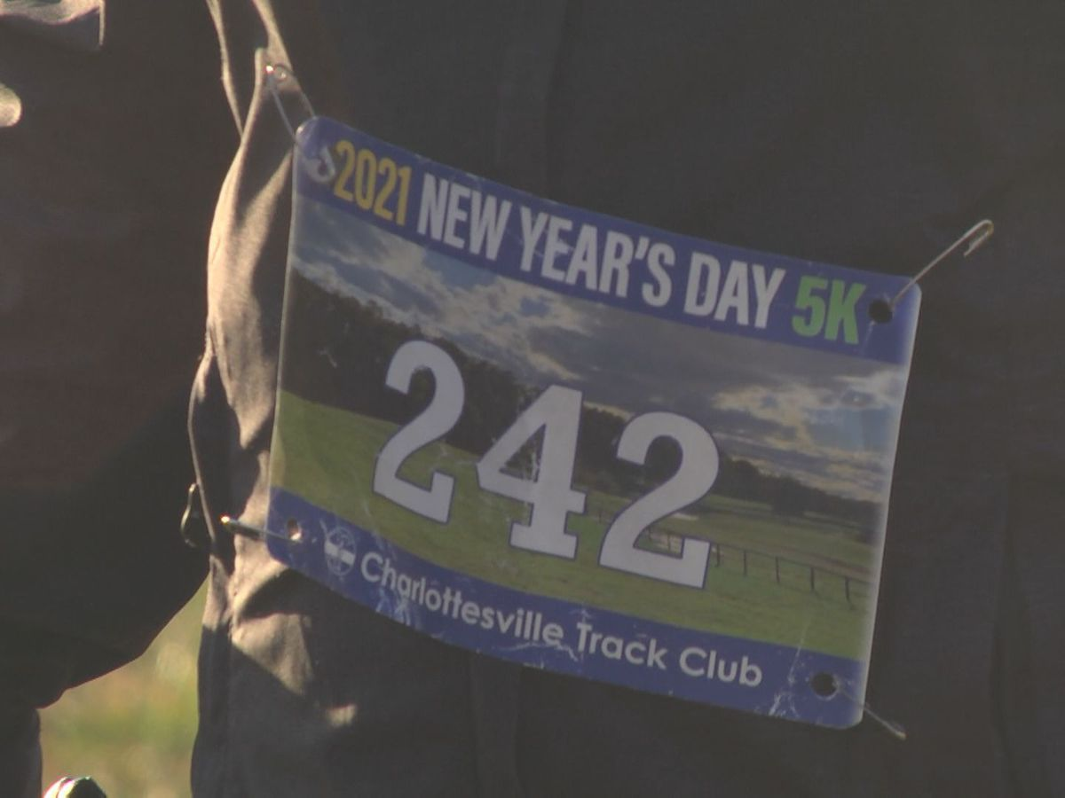 Charlottesville Track Club hosts New Year's 5K