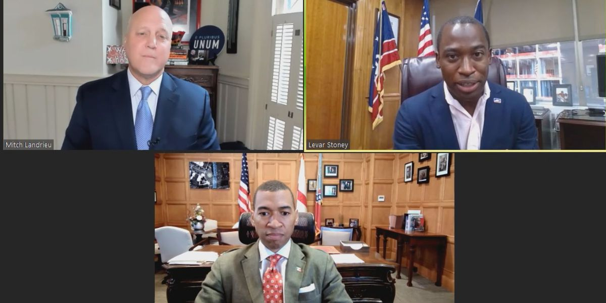 Richmond, Montgomery mayors discuss changes in former Confederate capital cities