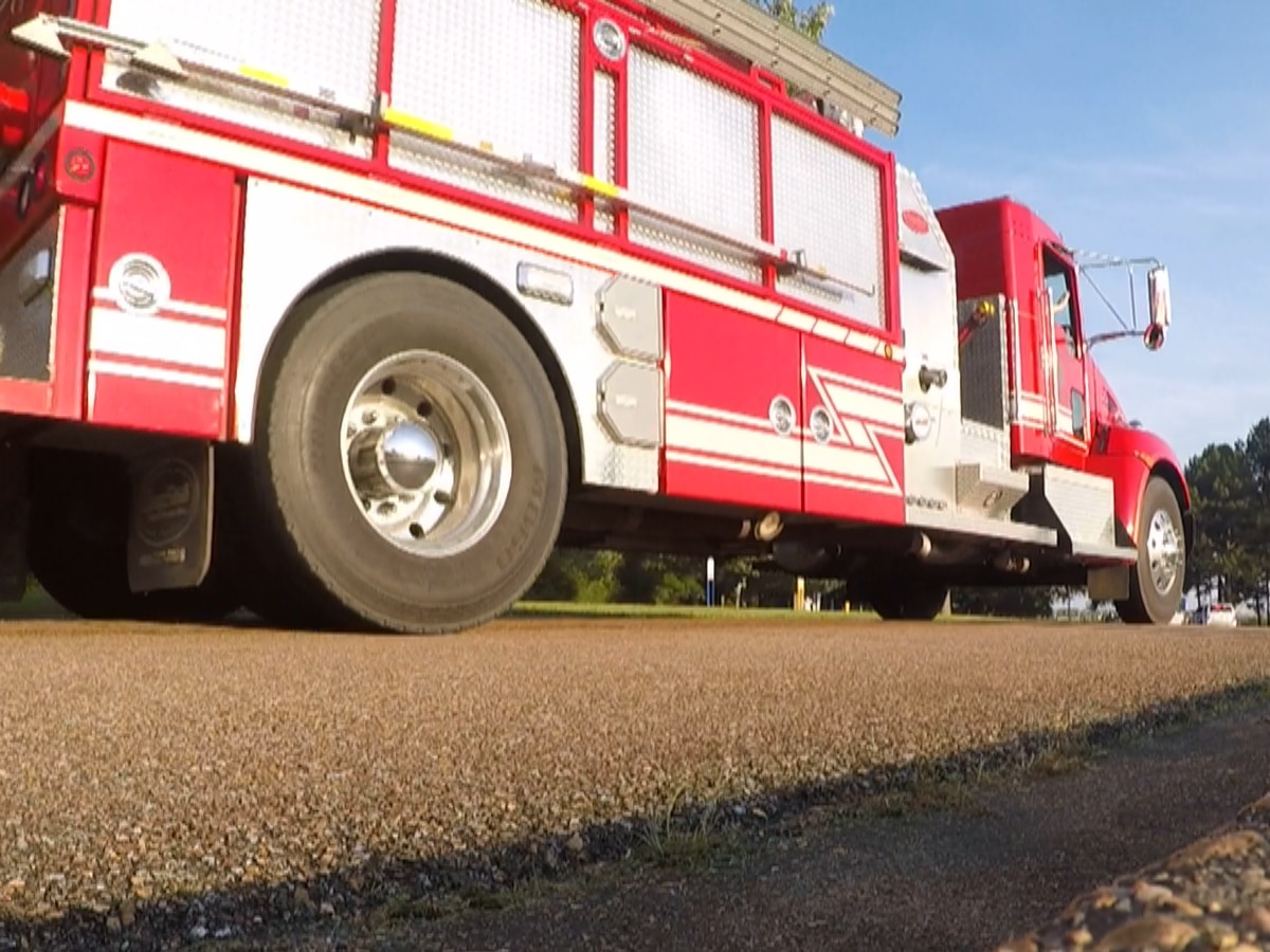 Fluvanna County fire service legend welcomed home after winning battle against COVID-19