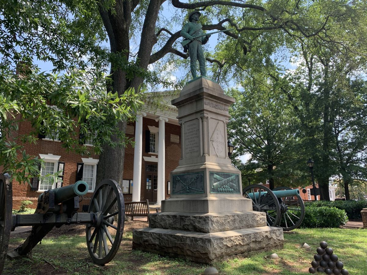 Albemarle County awards Confederate state removal contract to Charlottesville construction firm