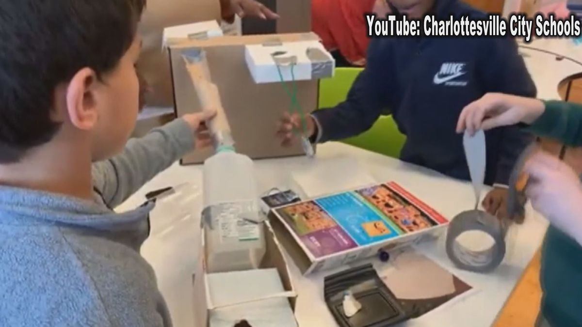 Stem Boxes Aim To Bring Much Needed Supplies To Charlottesville City Schools Students Flipboard