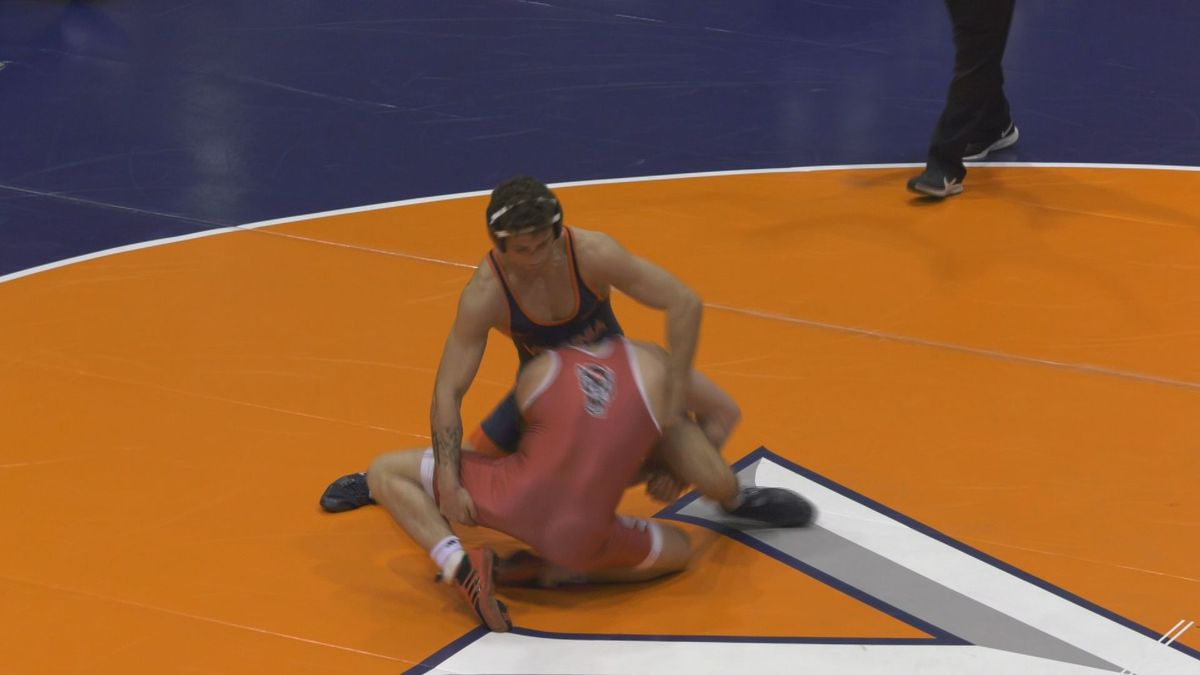 UVA wrestling drops ACC opener 23-9 against No. 4 NC State