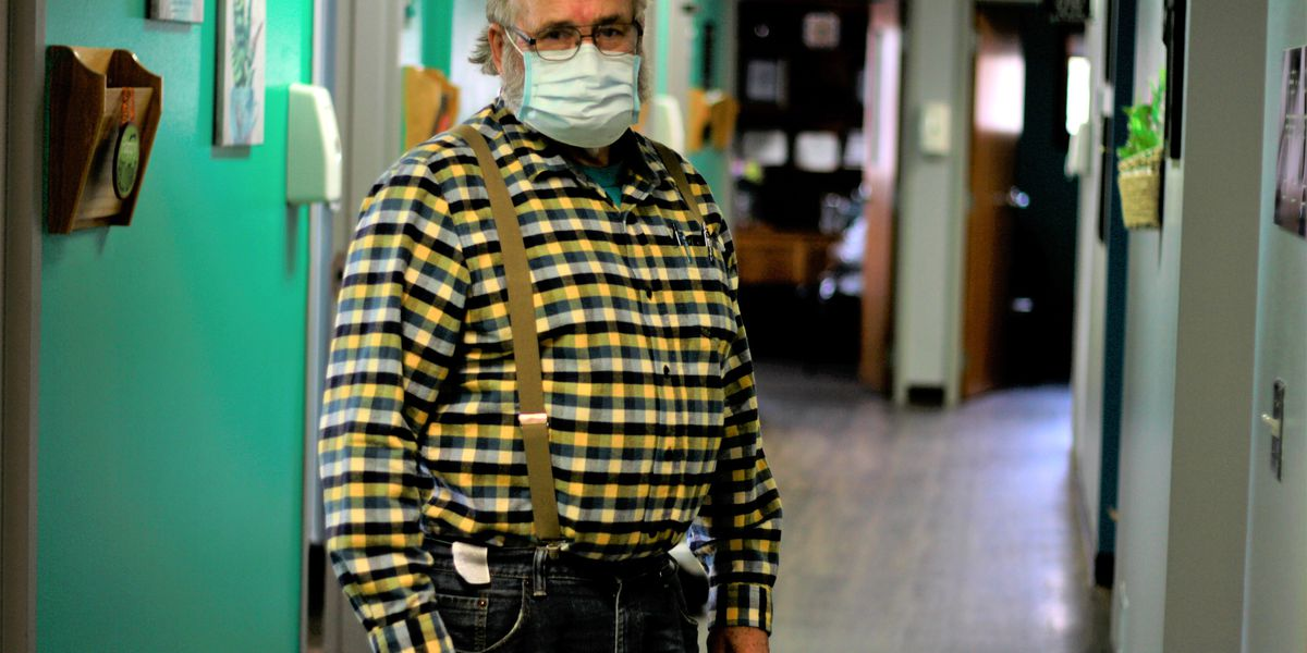 Rural Midwest hospitals struggling to handle virus surge