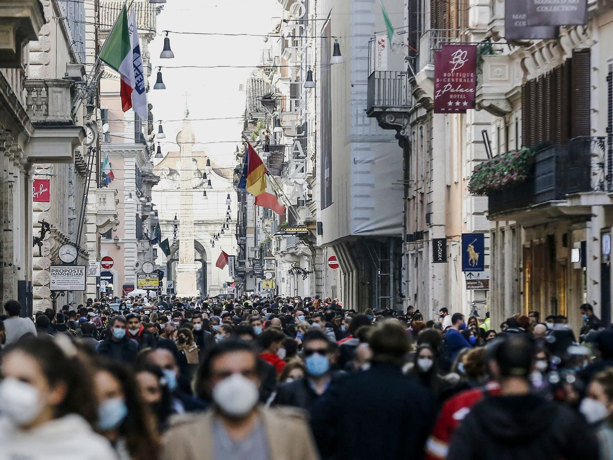 Europe staggers as infectious variants power virus surge