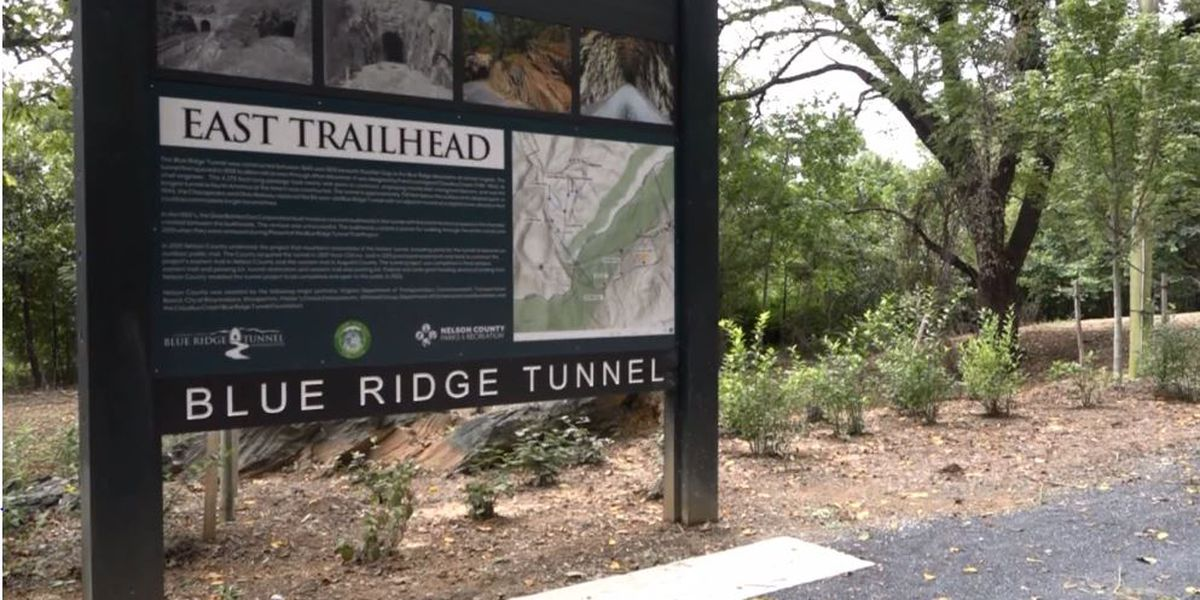 Blue Ridge Tunnel is near completion