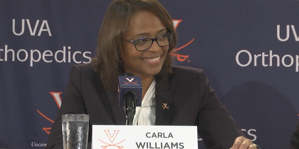 UVA Athletics: No discussions between Athletic Director Carla Williams and UCLA
