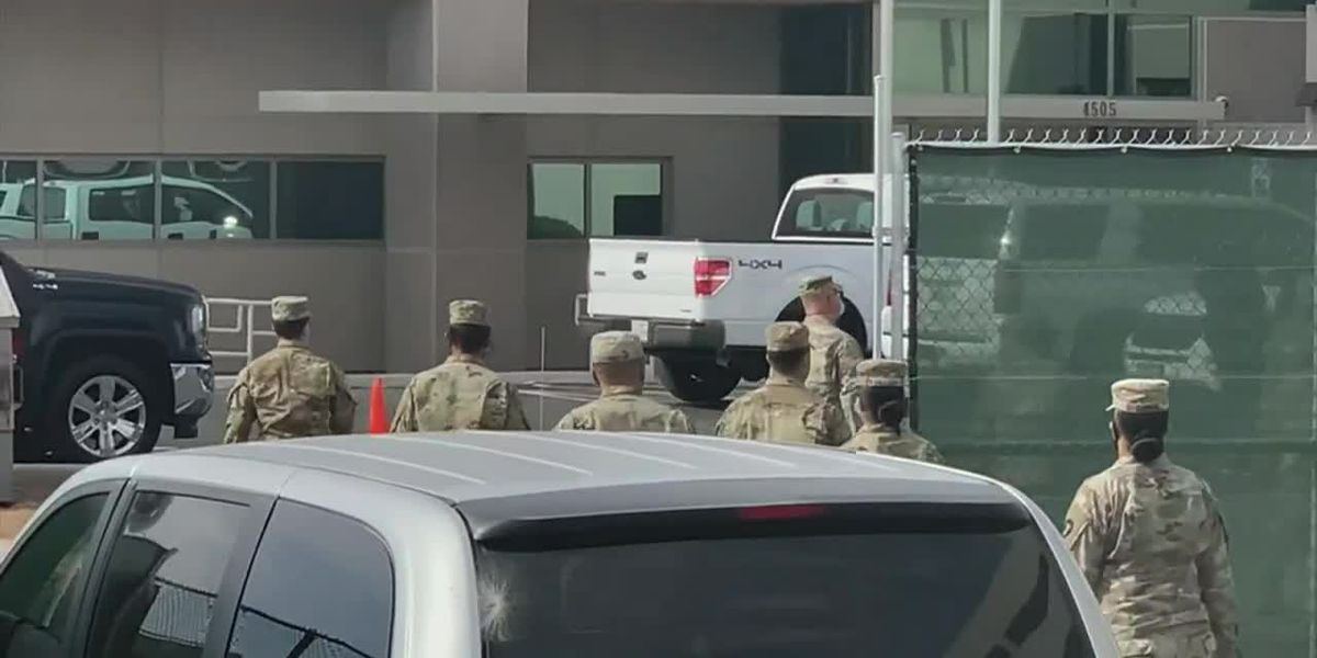 Military steps in to help in El Paso hospitals amid devastating COVID-19 surge