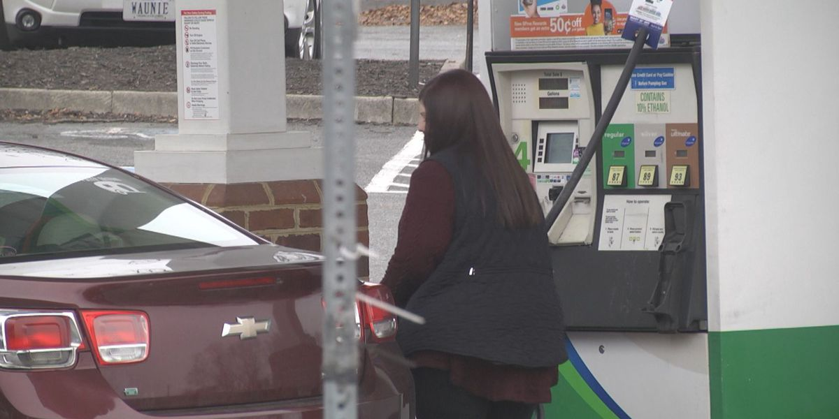 Gas prices jump in first week of 2021