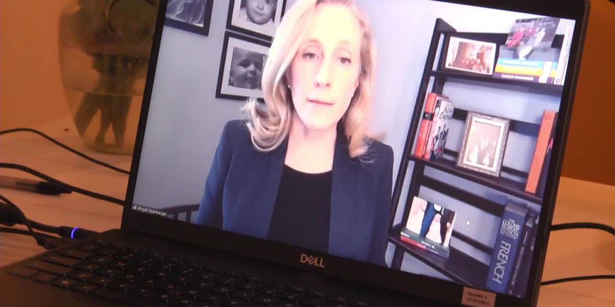 Rep. Abigail Spanberger pushes for COVID-19 economic relief with Congress